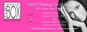 Makeup Workshops