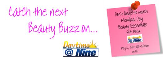 NEXT BEAUTY BUZZ!